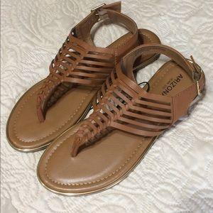 {arizona} new in box sandals